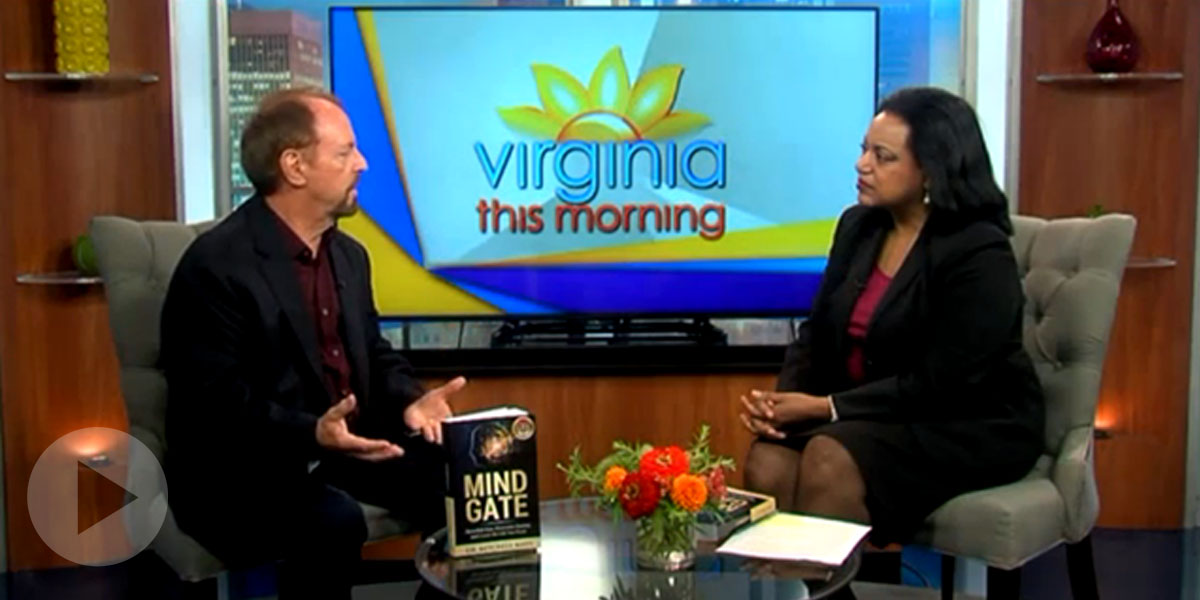 Interview on WTVR CBS 6 - Virginia This Morning
