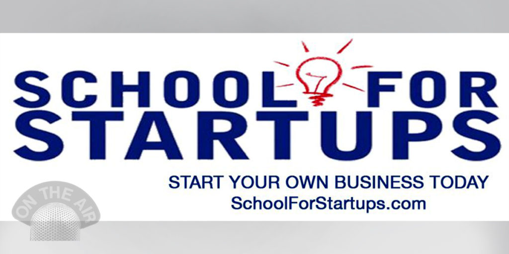 """School for Startups"" Radio with Jim Beach"