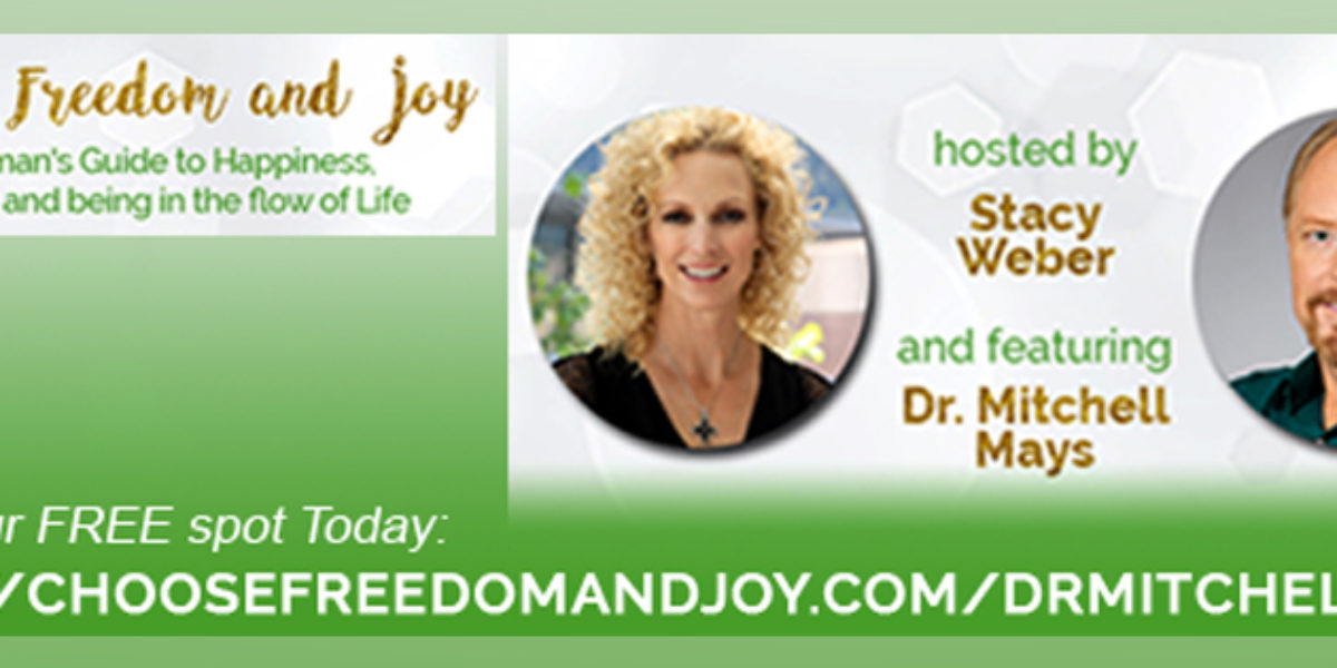 Choose Freedom and Joy with Stacy Weber