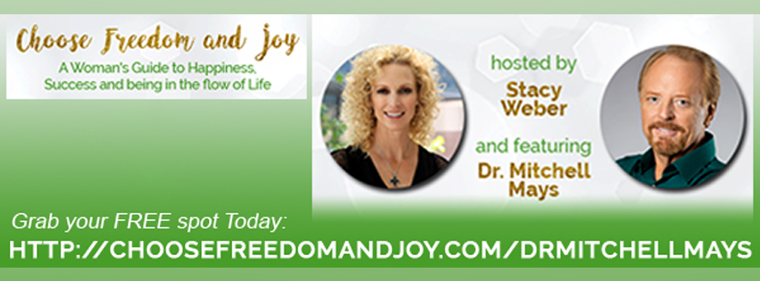 Choose Freedom and Joy Summit with Stacy Weber