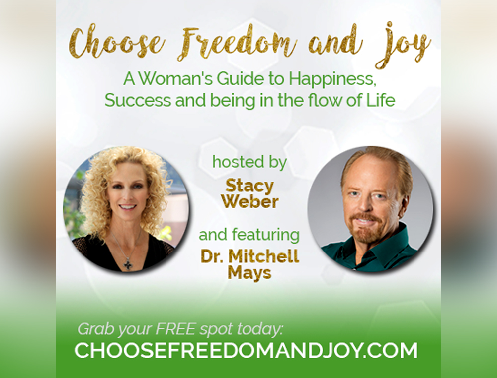The Stress Doctor │ Dr. Mitchell Mays