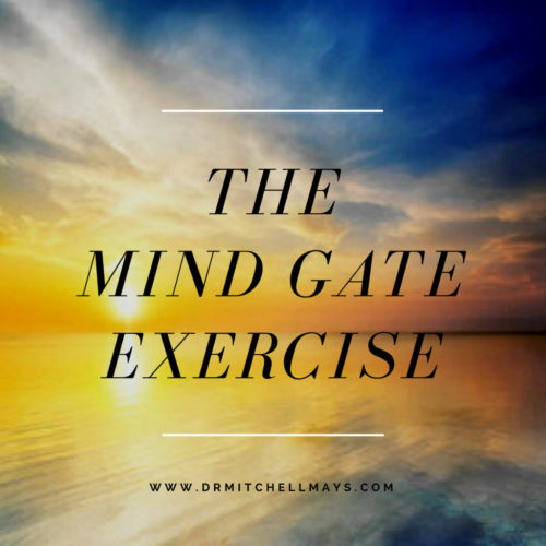Mind Gate Exercise